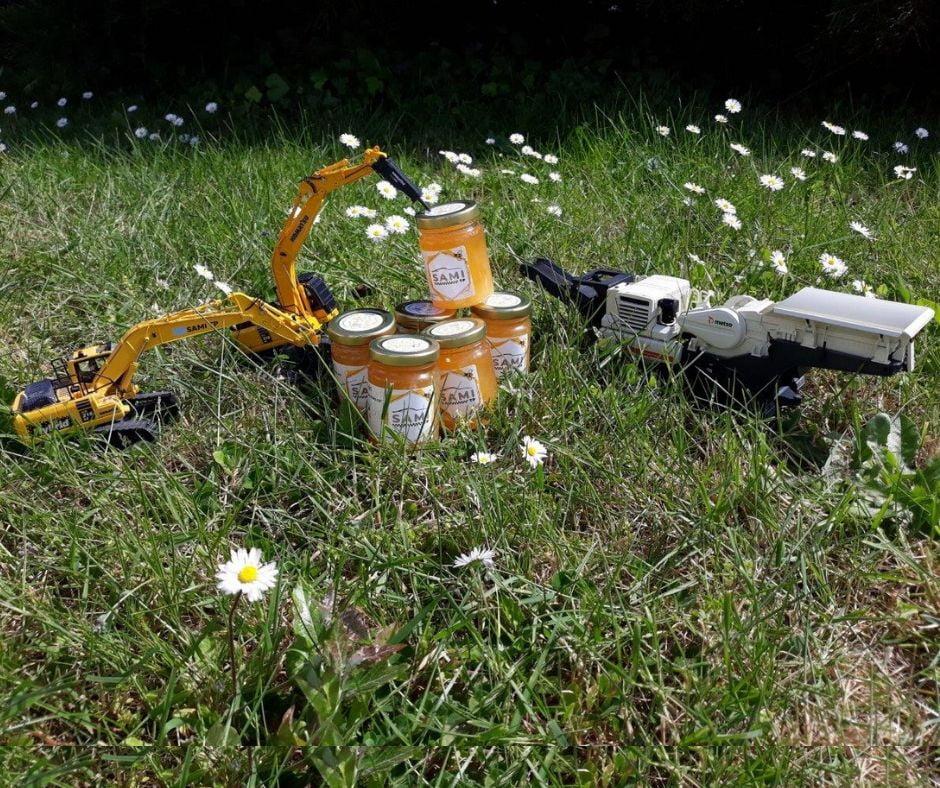 Les abeilles Sami TP et Sami TP Environnement