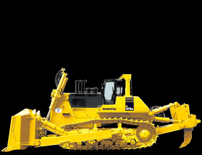 Bulldozer Komatsu France SAMI TP