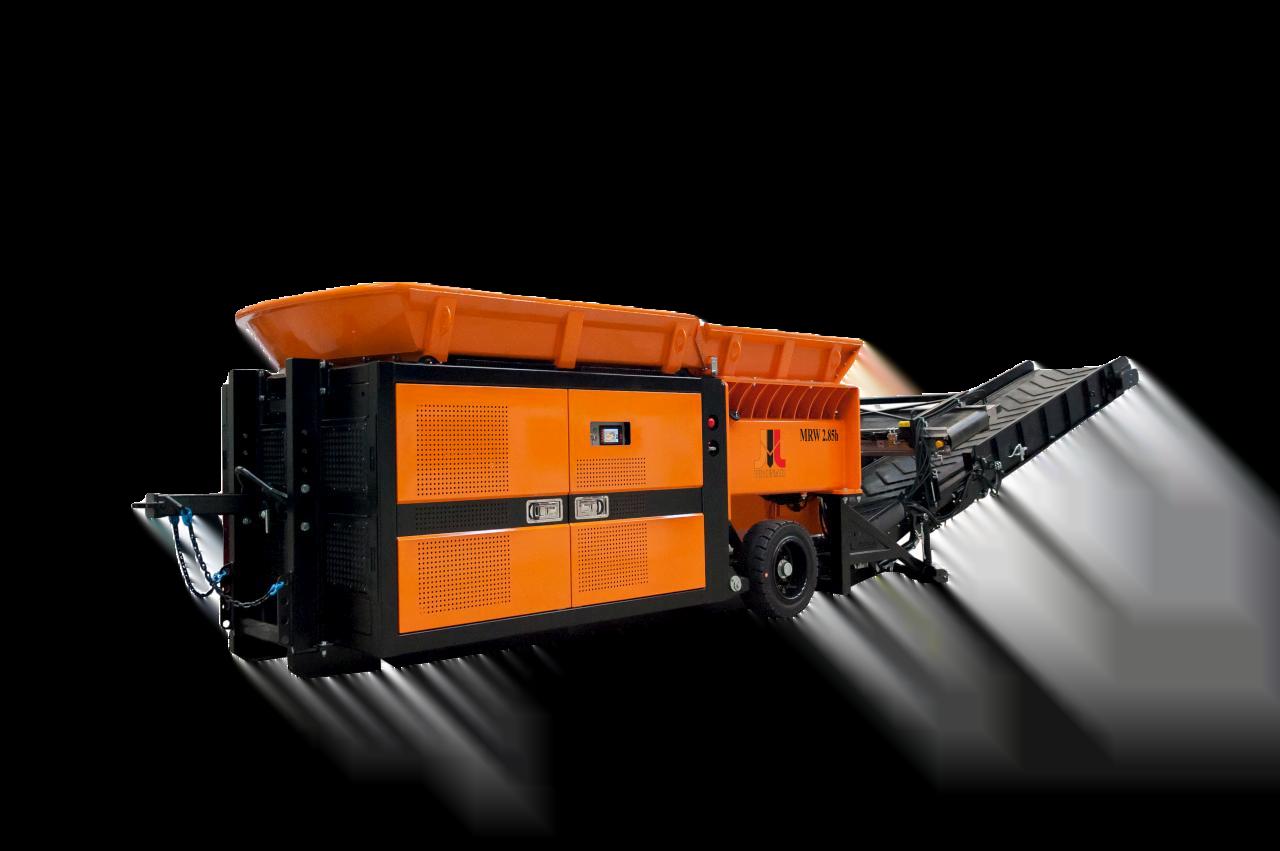 Équipement de traitement de déchets distribué par SAMI TP ENVIRONNEMENT