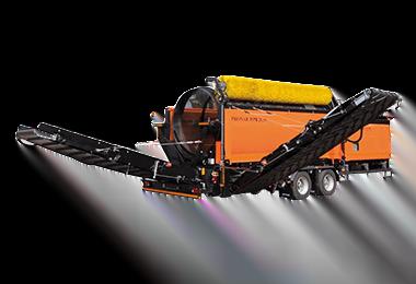 Équipement mobile de gestion des déchets France